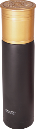 Cartridge Vacuum Flask Black