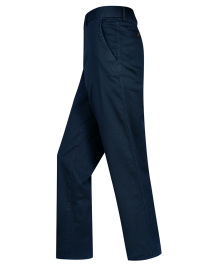 Hoggs of Fife Beauly Chino Trousers-Navy