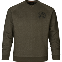 Seeland Key-Point Sweatshirt-Pine Green