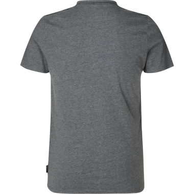 Seeland Key-Point t-shirt-Grey Melange