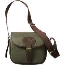Seeland Cartridge bag in canvas, design line