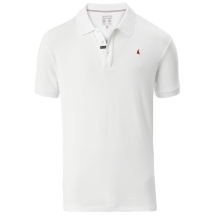 MUSTO EVOLUTION PRO LITE PLAIN SHORT SLEEVE POLO
