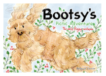 Bootsy's Picnic Adventure (The Only Flying Cockerpoo)
