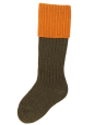 House of Cheviot Junior Lomond Socks with Pheasant