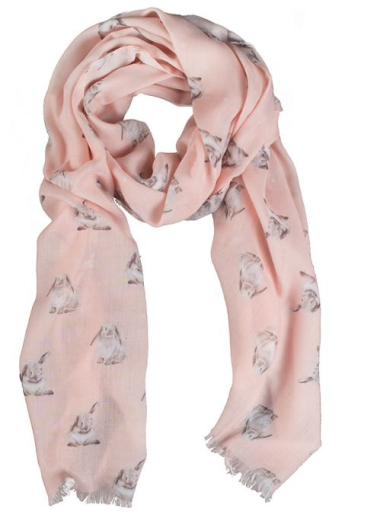 'Some Bunny' Scarf by Wrendale