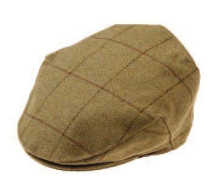 Alan Paine Rutland Kids Tweed Cap