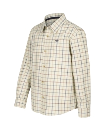 Hoggs of Fife AMBASSADOR JUNIOR PREMIER TATTERSALL SHIRT