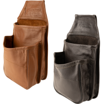 Jack Pyke Leather Cartridge Pouch