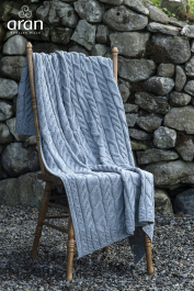Luxury Throw Made from Supersoft Merino