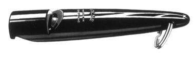 Acme Dog Whistle - 211.5 (Black)