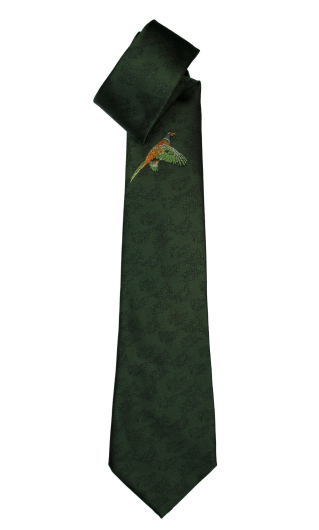 Single Flying Pheasant Tie