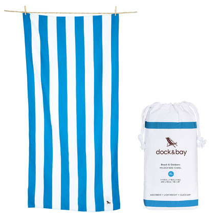 Dock & Bay Cabana Beach Towel Collection