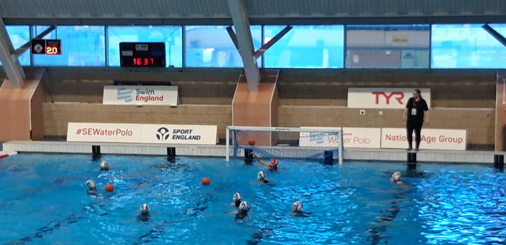 East anglia water polo tournament