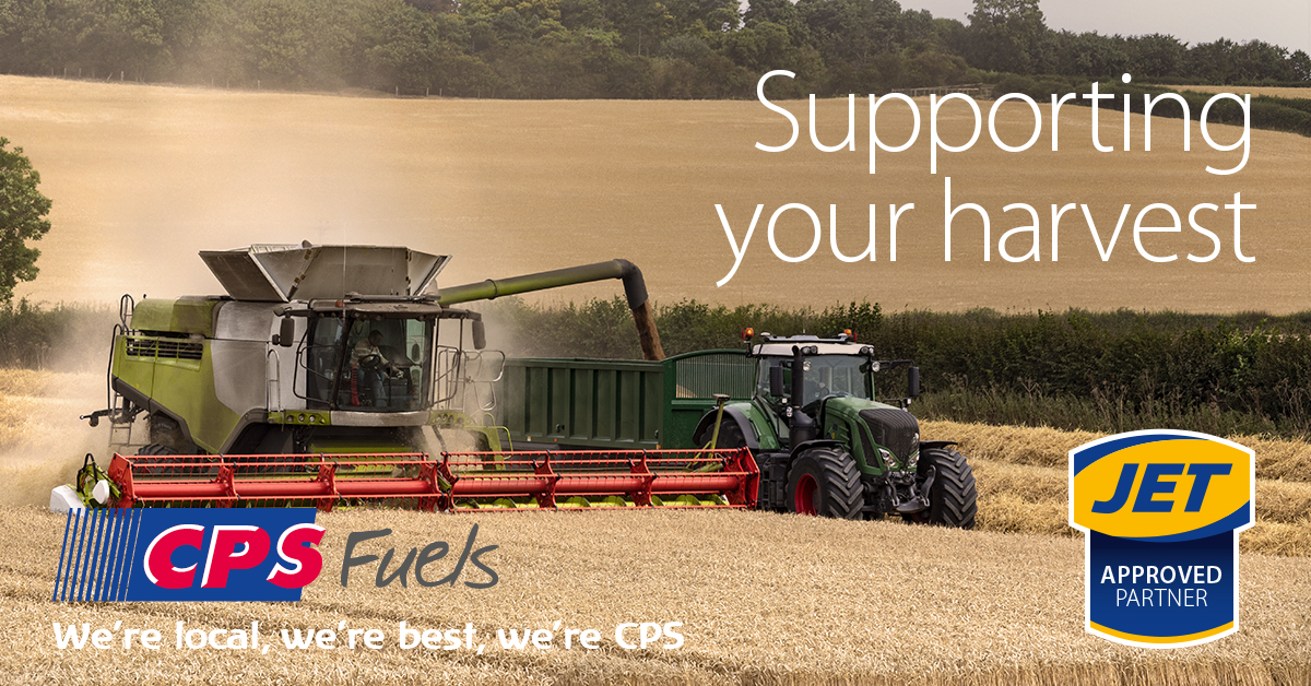 CPS Fuels Supporting you Harvestest