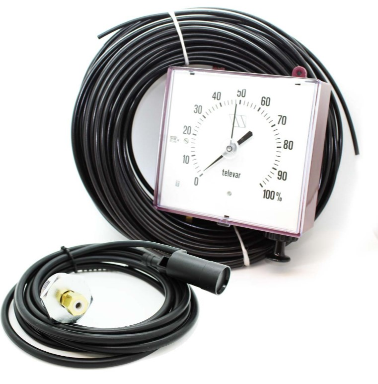 Hydrostatic Oil Tank Gauge