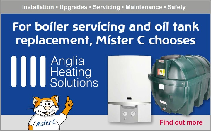 CPS Fuels recommend Anglia Heating Solutions