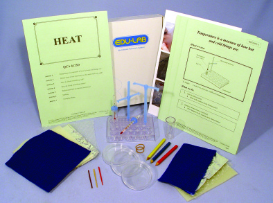 Mini Science Kit- Heat