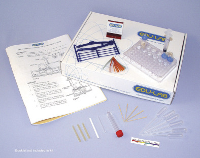 Basic Kit, Student, Microscience - Edulab