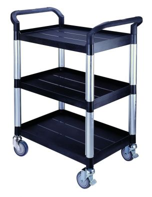 Laboratory Trolley - 3 Shelf, 250KG