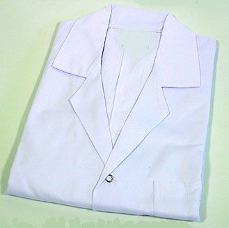 Lab Coats Plain 40 Inch