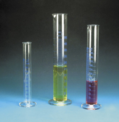 Measuring Cylinder, Glass 2000ml