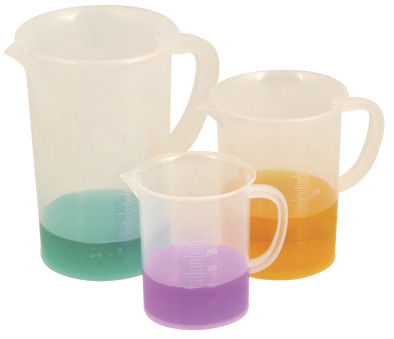 Measuring Jug, Polypropylene, 1000ml (Pk5)