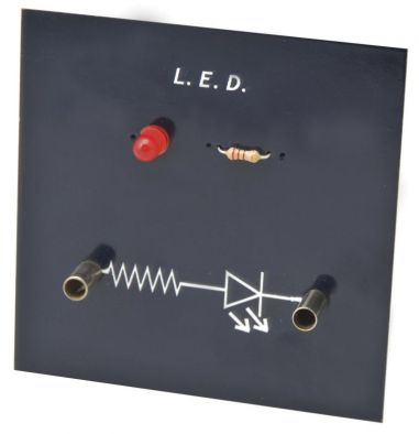 Simple Circuit Module LED Board, Red