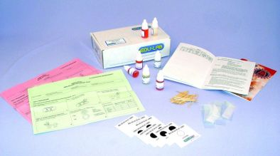 HIV/Aids Testing Kit, Simulated - Edulab
