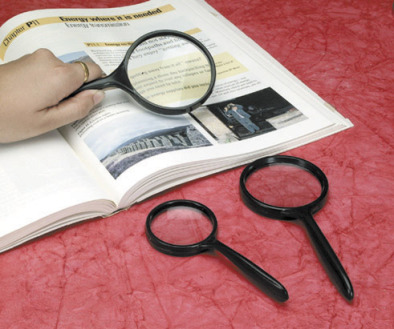 Magnifier, Reading Glass  60mm