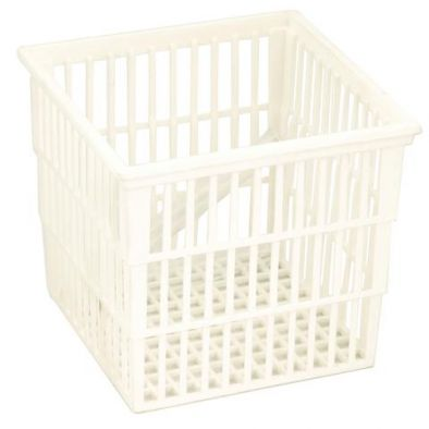 Test Tube Basket, Polyprop, 16x16x16cm