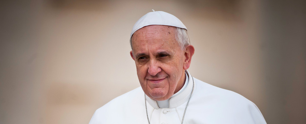Pope Francis, the Catholic faith and the 'unity law'