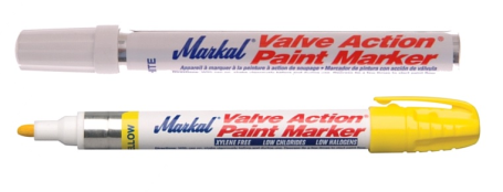 Valve Action Paint Stick Marker