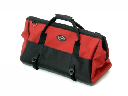 Hard Bottom Wide Mouth Tool Bag - 24""