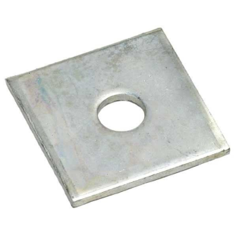 Square Plate Thick (5mm)