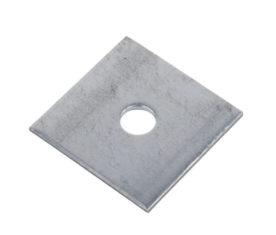 Square Plate Thin (3mm)