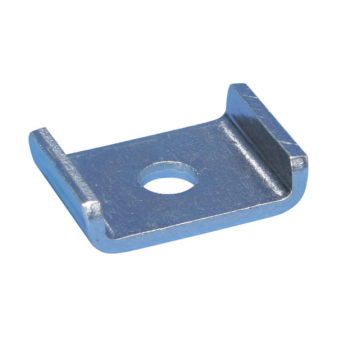 Square Plate Lipped (3mm)