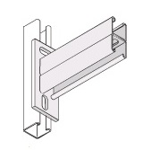Cantilever Arms Double Channel