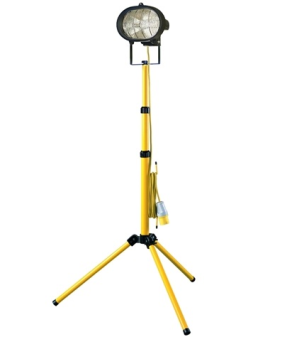 Tripod Enclosed Floodlight (500W)
