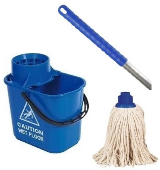 Mop & Bucket Kit