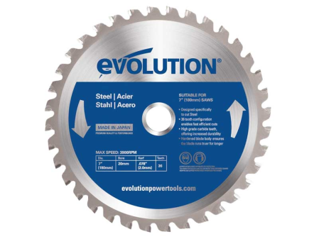Evolution Dry Cut Saw Blade