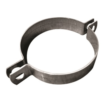Split Ring for Spiral Ductwork