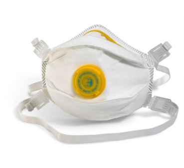 B-Brand Cup Dust Mask FFP3 (Valved)