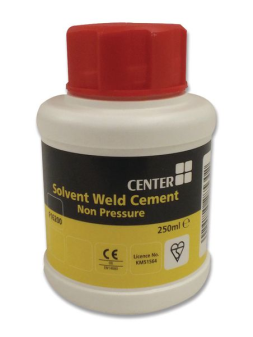 UPVC Solvent Based Pipe Cement