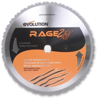 Evolution Rage 2 Blade