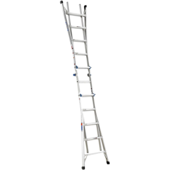 Aluminium Telescopic Ladder / Steps