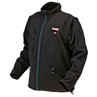 Makita (DCJ 200Z) Cordless 14.4/18v Heated Jacket