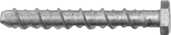 JCP Concrete Screws Hex Head