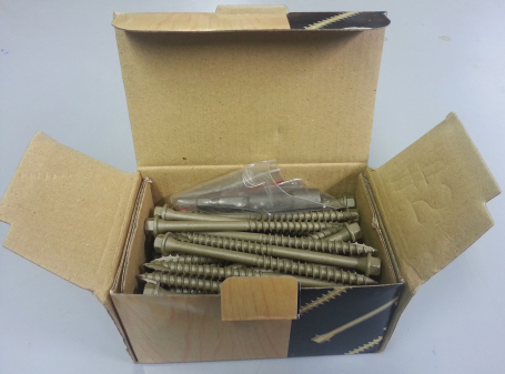 Timberfix-Plus Screws (Pack of 50)