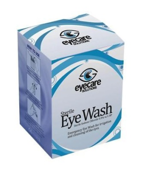 Saline Eyewash Pods (Pack of 25)