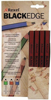 Carpenters Pencils (Pack of 12)